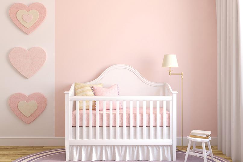 Cómo decorar el cuarto del bebé, Tips para decorar cuarto de bebé