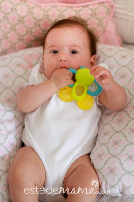 Estimulaci n beb s de 3 meses ejercicios para beb s - Estimulacion bebe 3 meses ...